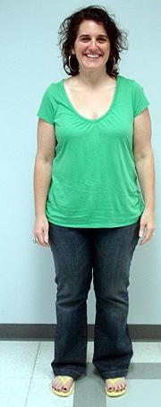 Week 68:  91 pounds down