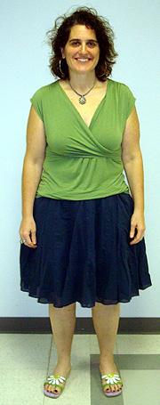 Week 71:  95 pounds down!