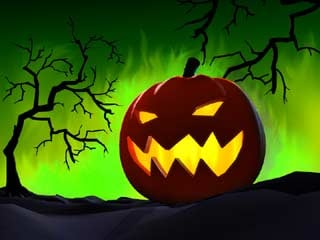 The jack-o'-lantern began with a fellow named Jack, who was too stingy for Heaven and too mischievous for hell. (©iStockphoto.com/Jong kiam Soon)