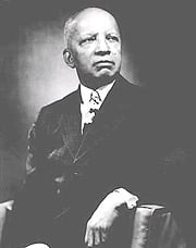 Black History Month can be traced back to Carter G. Woodson. (©NRCS.gov)