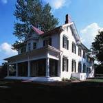 Cedar Hill, the home of Frederick Douglass