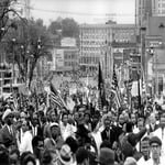 Voting Rights March: 1965
