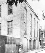 African Meeting House, circa 1890.